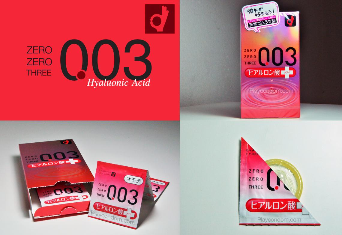 Okamoto 0.03 Hyaluronic Acid preview