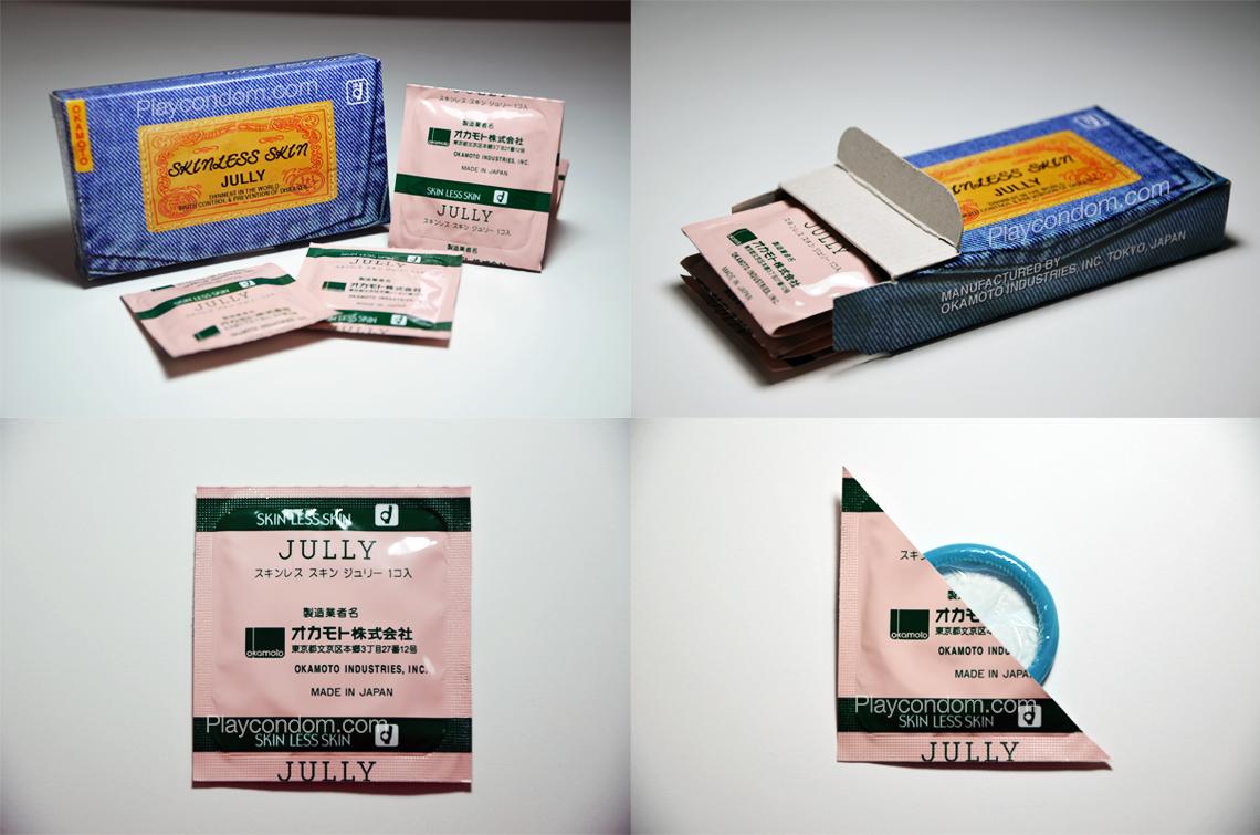 Okamoto Skin Less Skin Jully preview