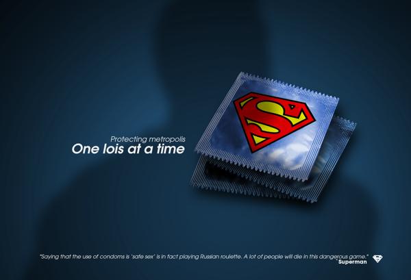 ถุงยาง superman